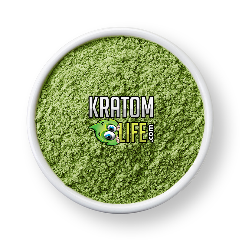 GREEN MALAY KRATOM POWDER (CHOOSE A SIZE)