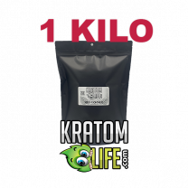 ONE KILO (1000 grams) Kratom Powder ANY STRAIN