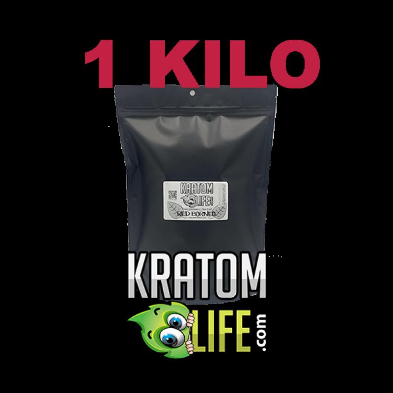 ONE KILO (1000 grams) Kratom Powder CHOOSE ANY STRAIN